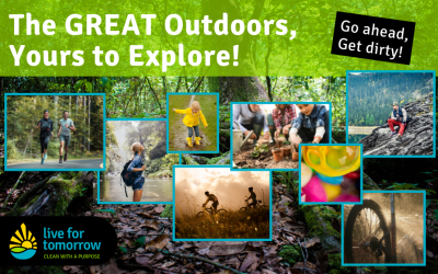 The GREAT Outdoors, Yours to Explore!